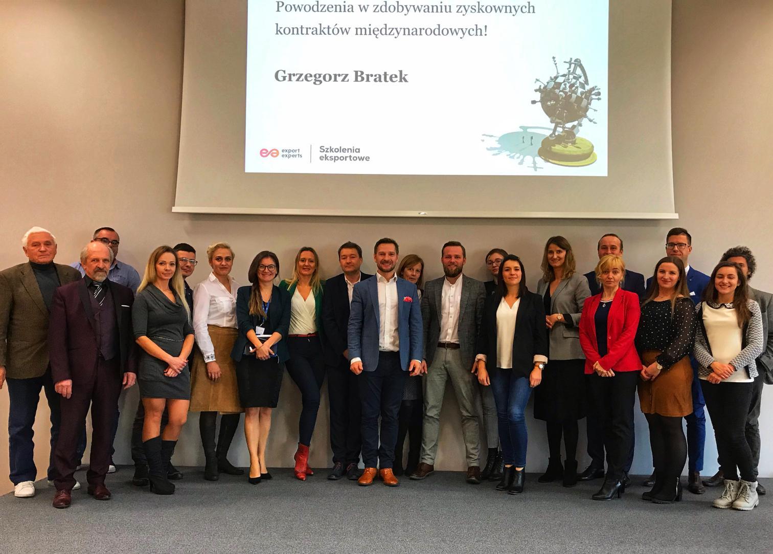 """""""Innowacje i internacjonalizacja przedsiębiorstw"""", 27.11.2019 r., Rzeszów"""